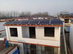 微山县夏镇亓楼村1.2MW户用乐动网球|登录发电项目